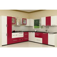a complete vision of Indian kitchen cabinets through many Indian kitchen designs and Indian kitchen colors and cabinets designs So, keep going. Cost Of Kitchen Cabinets, Kitchen Cupboard Designs, Kitchen Room Design, Modern Kitchen Design, Interior Design Kitchen, Kitchen Ideas, Kitchen Contemporary, Cupboards, Kitchen Decor