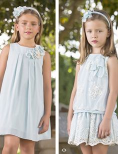 Cute Girl Dresses, Girl Outfits, Flower Girl Dresses, Flower Girls, Girls Wear, Pretty Outfits, Boy Fashion, Frocks, Beautiful Dresses