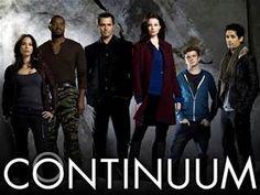 Continuum TV Series - Bing images