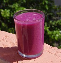 This recipe produces a deep, intense shade of purple and the flavor of grapefruit and banana mask any cabbage taste. This is a great smoothie for losing weight or cleansing because grapefruit ranks among the top detox fruits around. It's also been extensively studied for it's effects on weight loss. Purple cabbage may also help …
