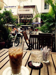 20160619 @Feel Good Café, Phnom Penh