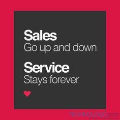 Just a little Monday #Motivation! #sales #service