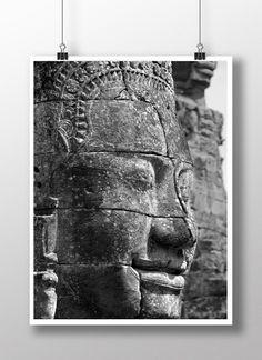 Plakat / Poster – Kambodża_Angkor_1