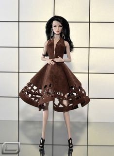 TOUCHLO- OOAK outfit, shoes for Fashion Royalty, FR2 , (model 8)  | eBay