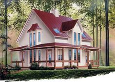 House Plan 65582 | Plan with 1568 Sq. Ft., 3 Bedrooms, 2 Bathrooms