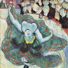 Henri Toulouse-Lautrec - Vaudeville Dancer
