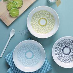 ATOMIC SODA - New Porcelain bowl by Mr&Mrs Clynk
