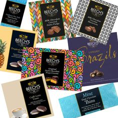 Missing Sleep: Beech's Chocolate Giveaway