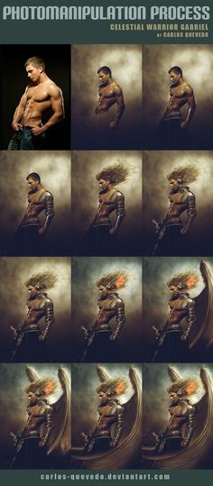 Inspiring Photo Manipulations and Digital Illustrations by Carlos E. Quevedo http://minivideocam.com/r/photoedit