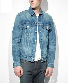 Die 16 besten Bilder von Original Levis Jeans Jacken