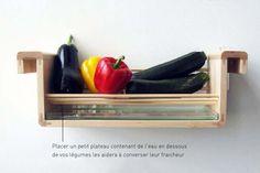 Conservation des légumes fruits sans frigo                                                                                                                                                     Plus
