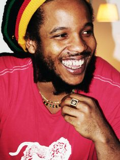 Stephen Marley repinnet by www.powervoice.de #singoriginal  I'm so in love with this Rasta's voice and words!