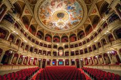 Hungarian State Opera House - inside 29 Places That Prove Budapest Is The Most Stunning City In Europe