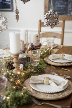 french country christmas table decorations psoriasisguru - Country Christmas Table Decorations