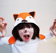 Fox Costume Baby And Child Hat
