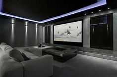 ultimate theater room