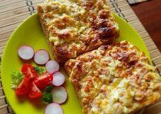 Sonkás-mascarponés melegszendvics krém French Toast, Eggs, Dishes, Breakfast, Recipes, Food, Mascarpone, Morning Coffee, Tablewares