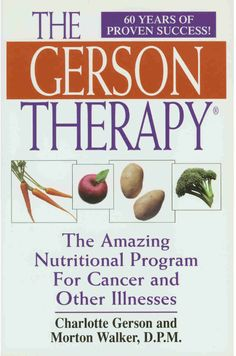 THERAPY GERSON