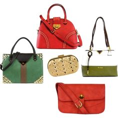 """Holiday Handbags"" by handbagheaven on Polyvore"