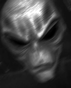 2012. Illinois resident photographs alien at CSICon.