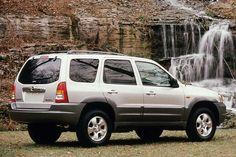 2001 mazda tribute tire size
