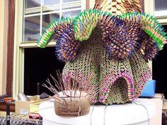 I want this pencil sculpture.