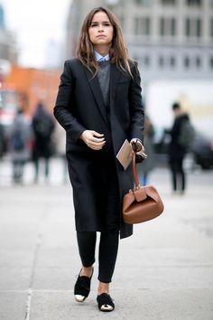 Look boyish : les plus beaux looks masculins féminins repérés dans la rue