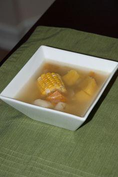 Hervido o Sancocho De Gallina | Venezuelan Chicken Soup
