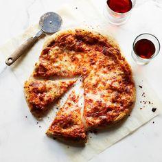 Ww Recipes, Pizza Recipes, Great Recipes, Healthy Recipes, Veggie Recipes, Healthy Foods, Dinner Recipes, Favorite Recipes, Wheat Pizza Dough