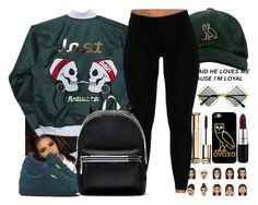 """""""""""Guys who speak girl """" """" by wandelareoceane ❤ liked on Polyvore featuring MAC Cosmetics, Guerlain, October's Very Own, Puma, Elizabeth and James and Retrò"""