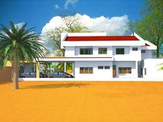 Projet de construction d'une Villa a Yaounde au Cameroun