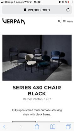 Stacking Chairs, Pantone, Table, Furniture, Home Decor, Decoration Home, Room Decor, Tables, Home Furnishings