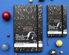 Star Wars Moleskine Limited Edition – $22
