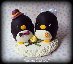 Pinguins Noivinhos
