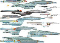 Ships from the fanfilm Axanarwww.startrekaxanar.com/
