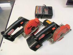 ナショナル(パナソニック) 充電 パワーカッター 丸ノコ EZ3500_画像1