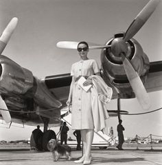 Audrey Hepburn  Roma, Aeroporto di Ciampino !