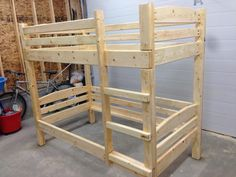 ... Bunk Bed Plans Download DIY Plans · image-10536