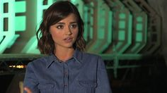 BBC One - Doctor Who, Exclusive! How to Get Clara's Look!