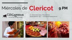 #MiércolesDeClericot en #LasGaoneras  Ven y come delicioso disfrutando de un rico #Clericot  Reserva al (449) 153.2717 http://ift.tt/2dpEenO