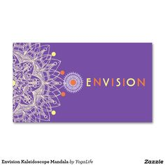 The Talking Lotus Flower Business Card Large Of and Business
