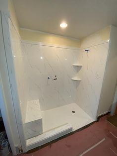 Cultured Marble Shower, Marble Showers, Bathtub, Bathroom, Standing Bath, Washroom, Bath Tub, Bathtubs, Bathrooms