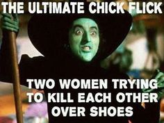 wizard+of+oz+quotes | The Wizard of Oz: The ultimate chick flick - Two women trying to kill ...