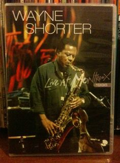 WAYNE SHORTER LIVE at Montreux 1996 , USED DVD, ALL REGIONS. 801213917891 | eBay $10.00