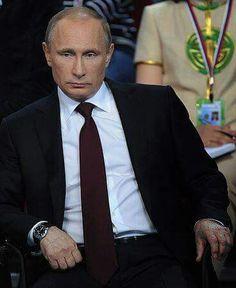 PUTIN VLADIMIR Russian PresidentГоржусь президентом!