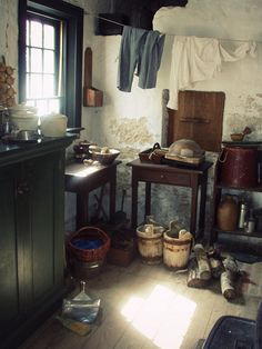 I just love this photo, so homey. I can smell fresh bread and homemade soup bubbling away on the cook top.