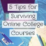 5 Tips for Acing Your Online College Courses