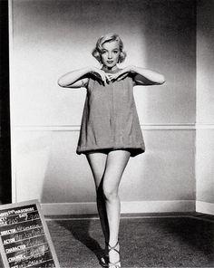 Comment épouser un millionnaireTests Costumes, Coiffures et Maquillage Les screen tests de Marilyn Monroe dans le rôle de Pola...