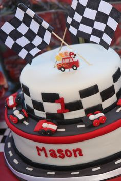 "Photo 5 of 11: v8 Supercars / Birthday ""Mason Robert turns ONE!"" 
