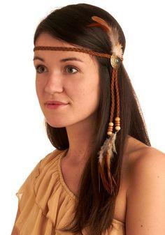 Indian inspired headband! by lorraine
